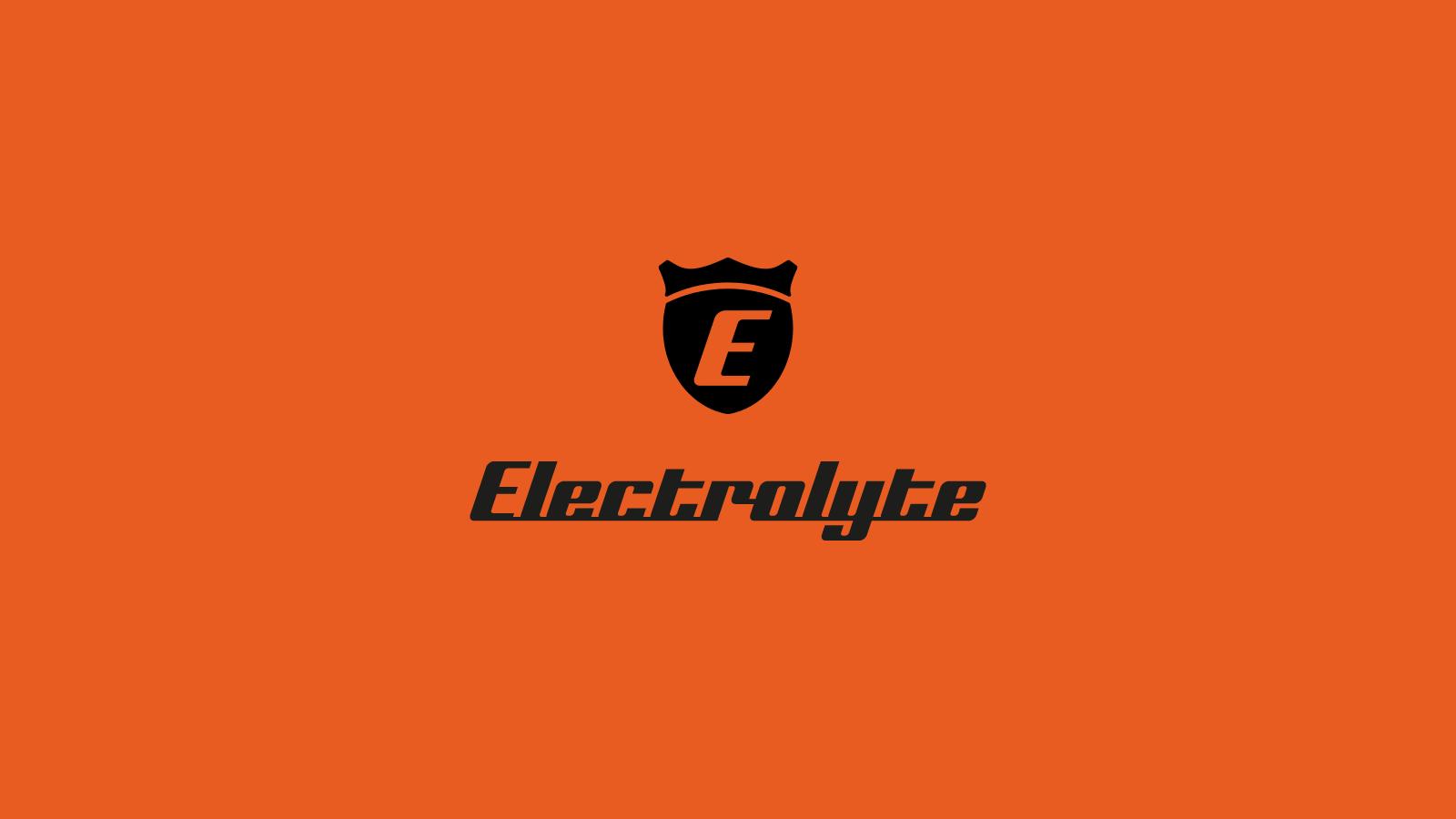 Electrolyte - das Logo